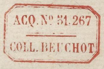 Estampille Beuchot